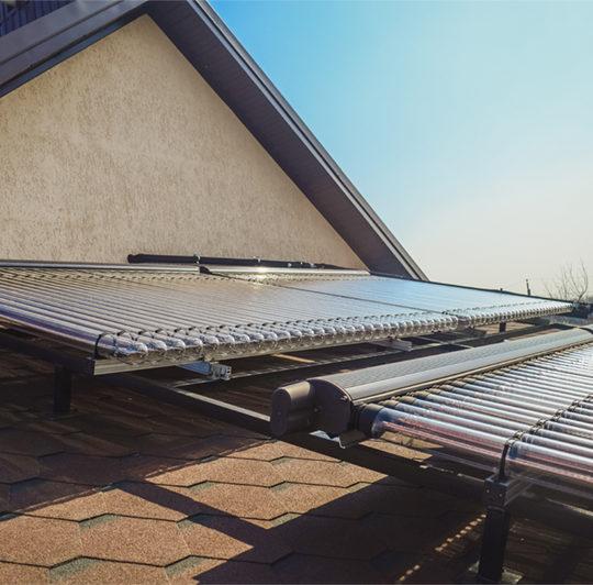 Энергоэффективные решения в домостроении