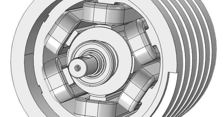 Моделирование работы генератора паросиловой установки