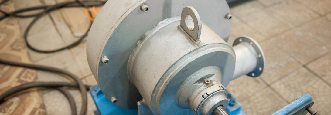Приемочные испытания паровой турбины 30 кВт